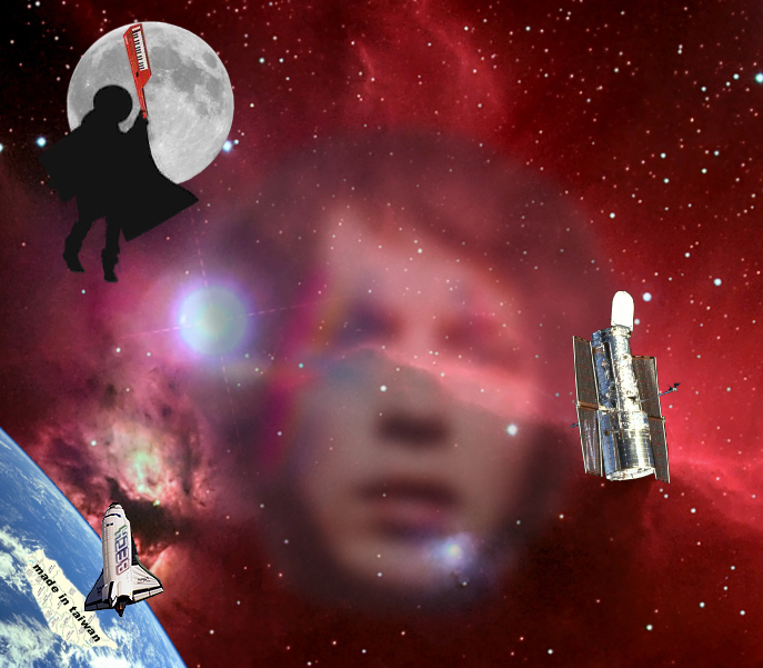 Space beck for What is space